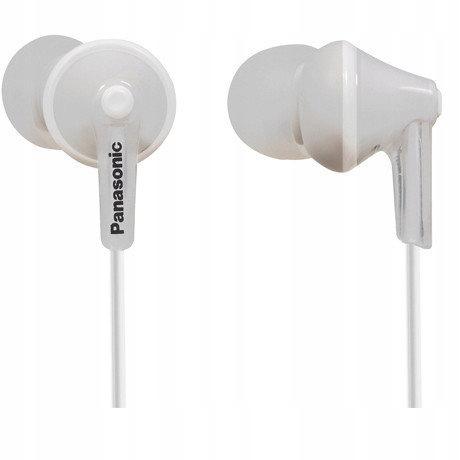 Słuchawki Panasonic ERGOFIT RP-HJE125E-W białe