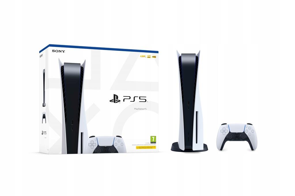 PS5 PlayStation 5 napęd Blu-ray dost od ręki
