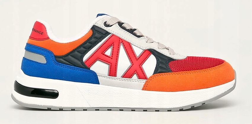 ARMANI EXCHANGE ORYGINALNE SNEAKERSY 45 A74