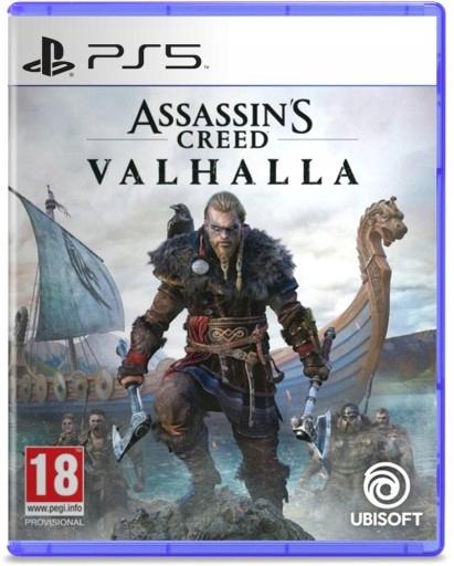 Gra Assassin's Creed Valhalla PS 5