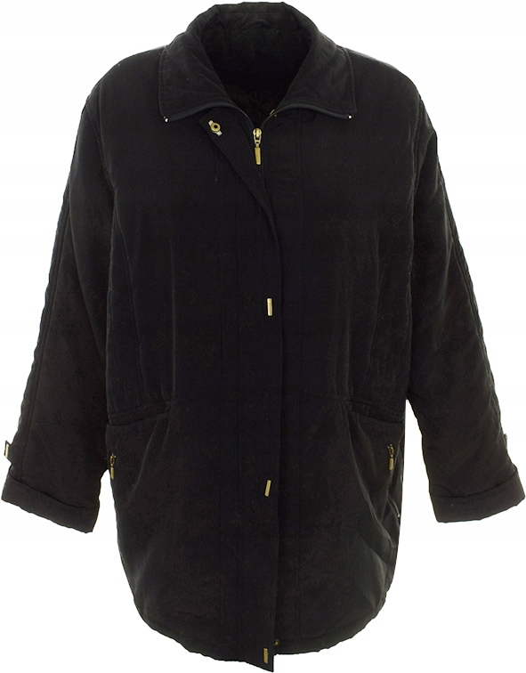 kL6240 C&A czarna kurtka, rozmiar 52