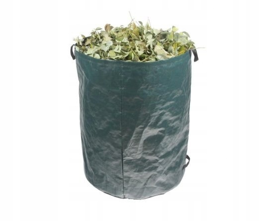 Torba liście trawe worek odpady 270l