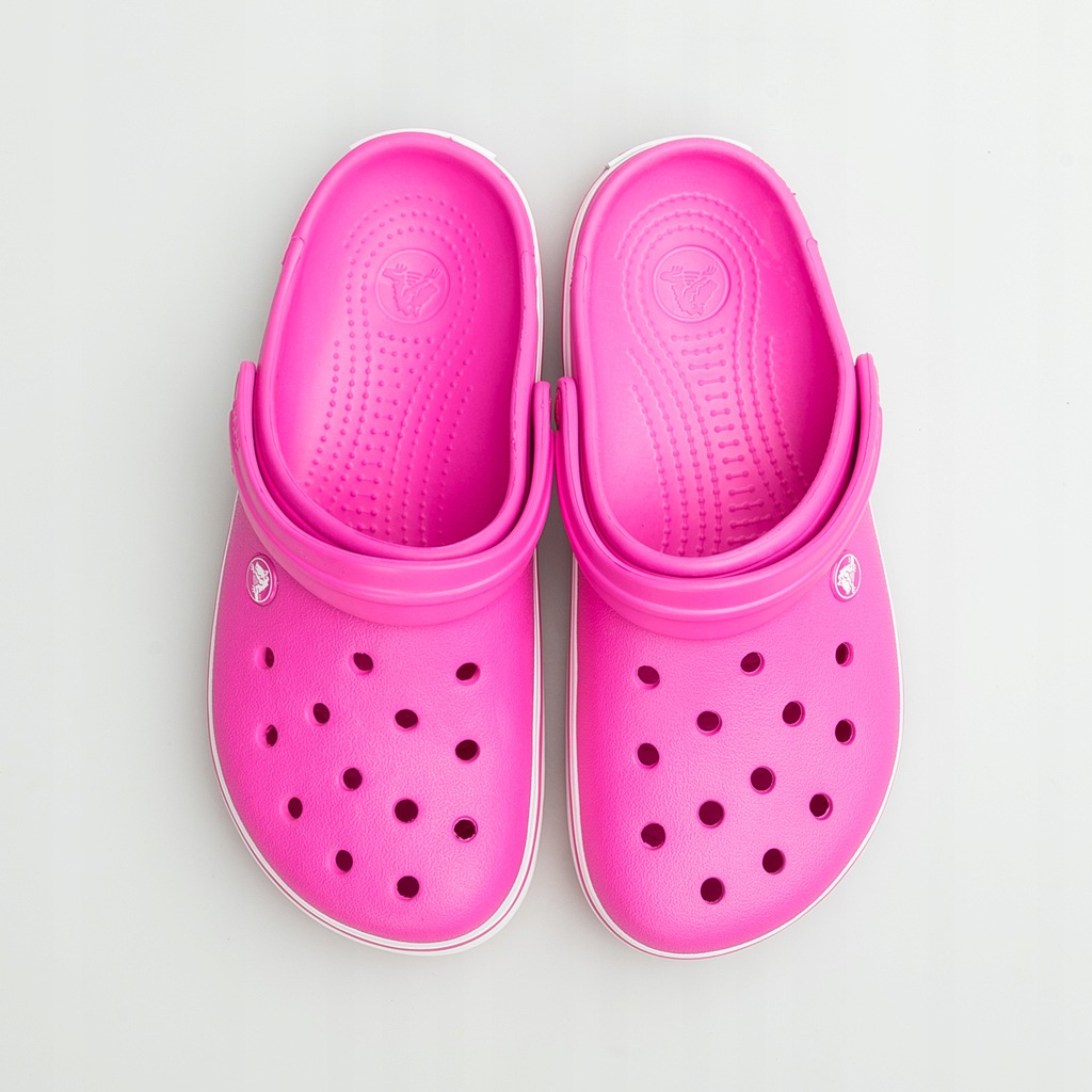 Crocs Crocband Clog Electric Pink EU39/40 / 25CM