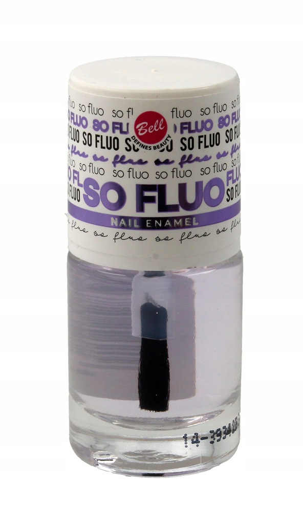 Bell Hypoallergenic Lakier do paznokci So Fluo UV