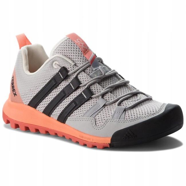 adidas Nowe buty damskie Terrex SOLO CM7656 - 38