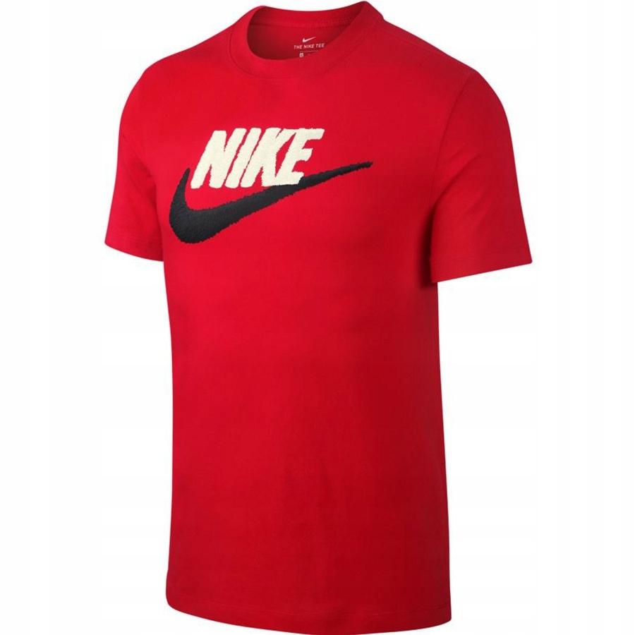 NIKE M NSW TEE BRAND MARK (XL) Koszulka Męskie