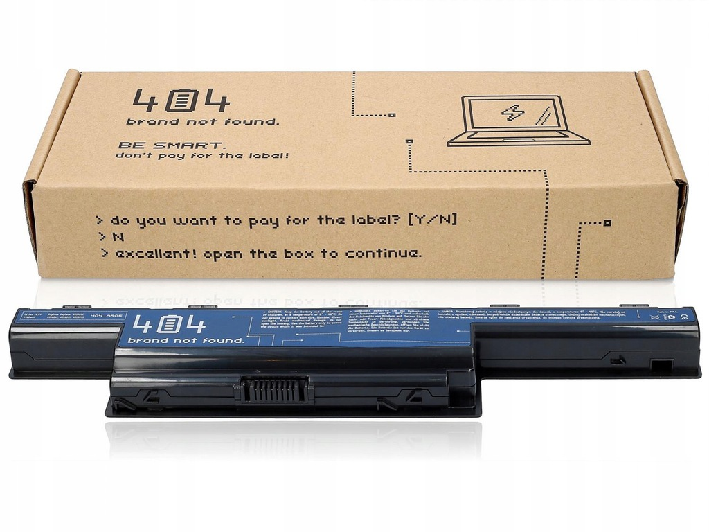 Bateria do laptopa Acer Aspire 7551-4909 (4400mAh)