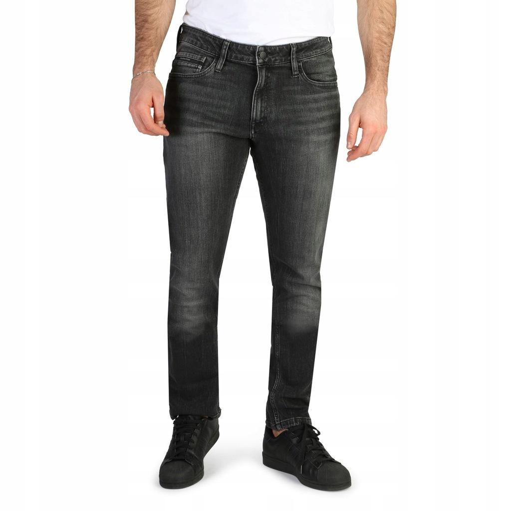 Spodnie męskie dżinsy Calvin Klein-J30J304916_ 36