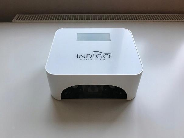 Lampa MULTILED Indigo Box JAK NÓWKA!