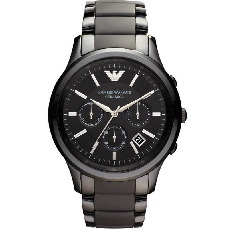 Zegarek Emporio Armani AR1452 CERAMIKA CERTYFIKAT