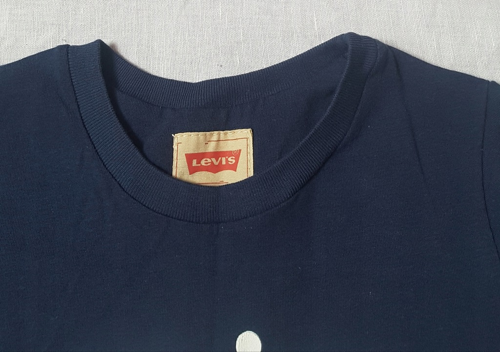 Bluzka LEVIS oryginalna 2lat 92cm stan idealny