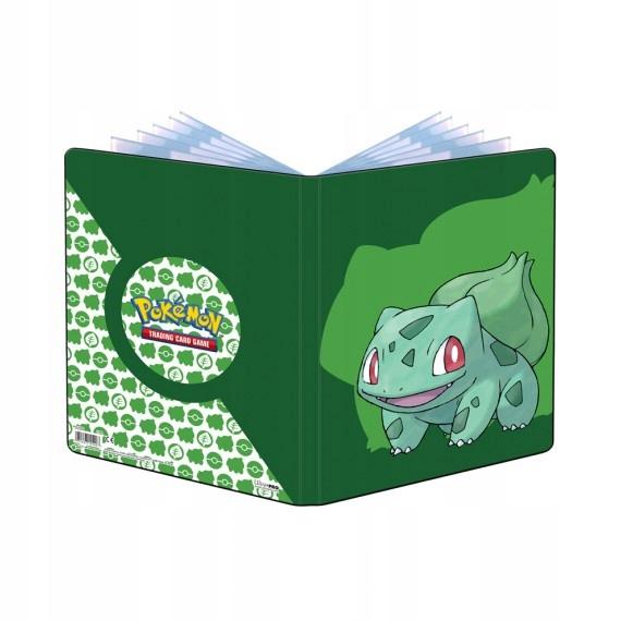 Album Ultra Pro 9-Pocket Pokemon Bulbasaur