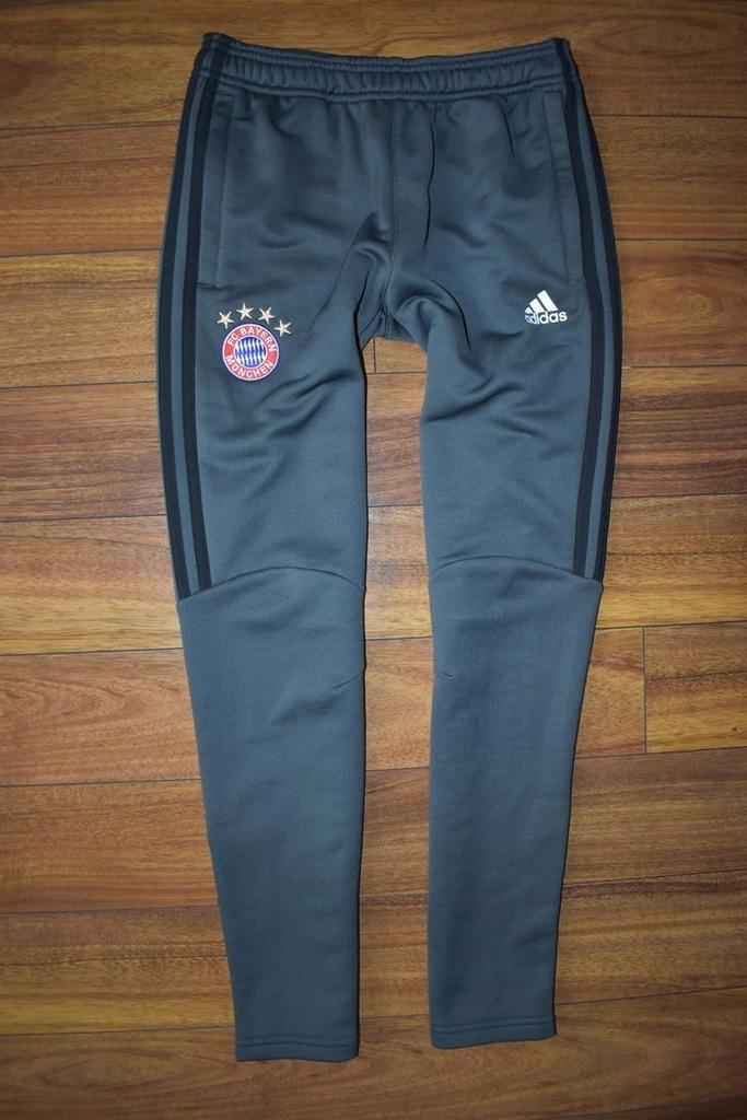 ADIDAS Spodnie Dresowe Dresy FC BAYERN 11-12 152cm