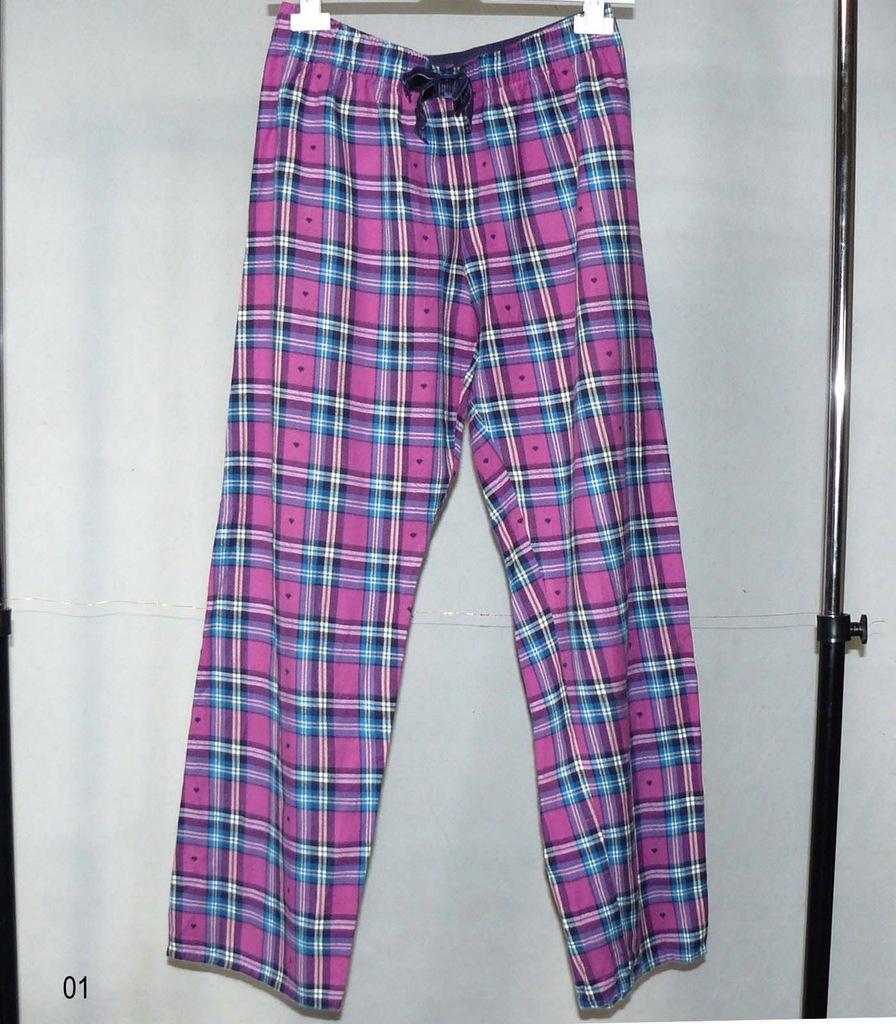 M&S Atrakcyjne markowe spodnie piżamowe roz 12