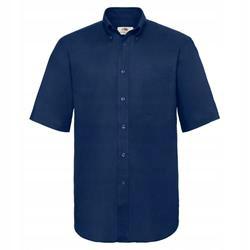 MĘSKA koszulka SHORT OXFORD FRUIT granatowy L
