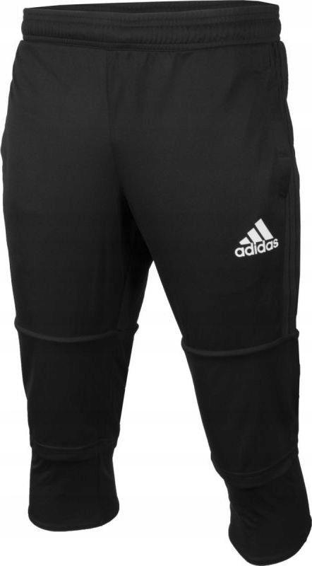 Adidas Spodnie męskie Tiro 17 34 czarne r. XS (AY