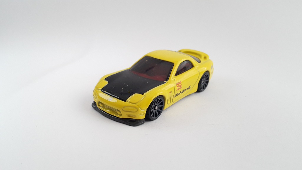HOT WHEELS '95 MAZDA RX-7 RX7 1995