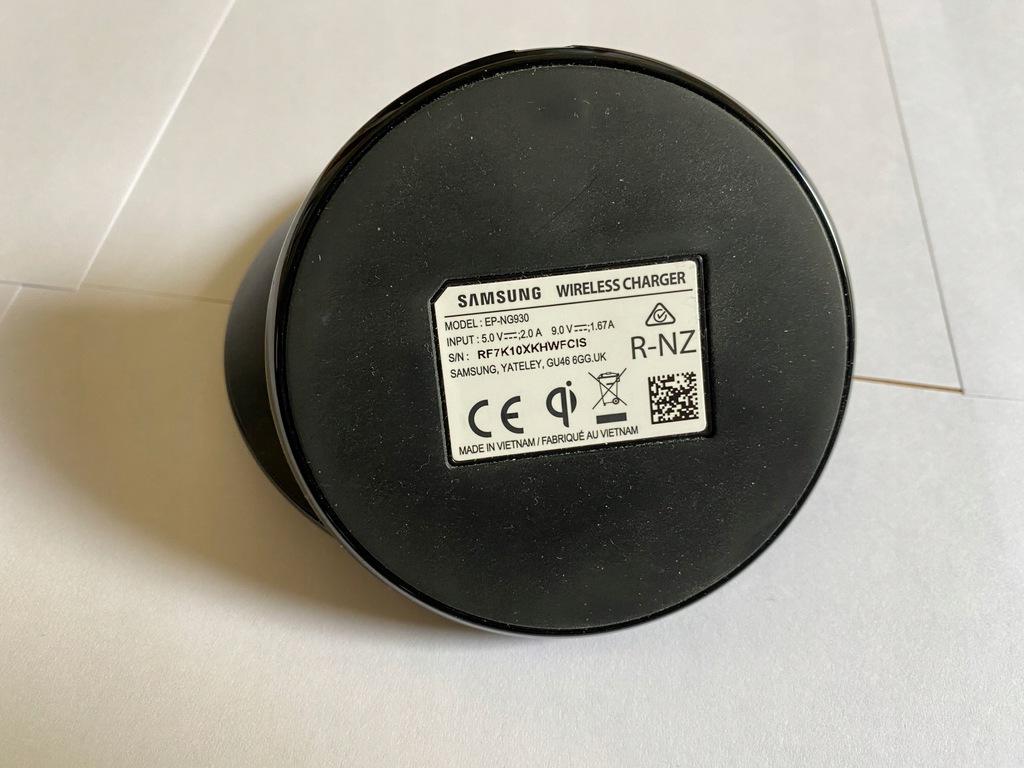 Samsung ładowarka bezprzewodowa FAST EP-NG930