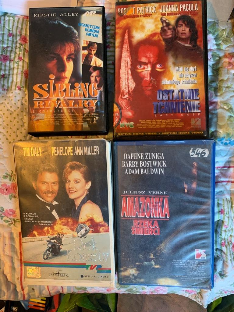 Zestaw VHS 20