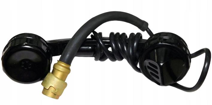 Mikrotelefon do radiostacji R-105 słuchawka [K7]