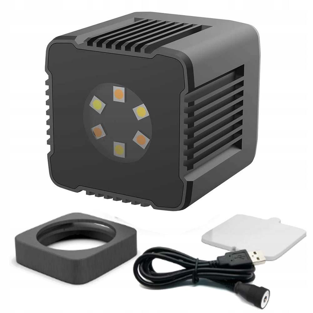 Oświetlenie wideo LED 3200K-5600K