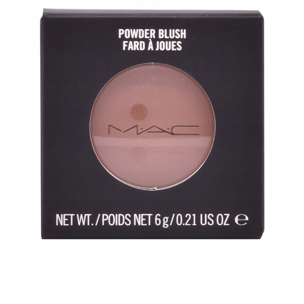 MAC POWDER BLUSH RÓŻ DO POLICZKÓW 0.21 6G W198