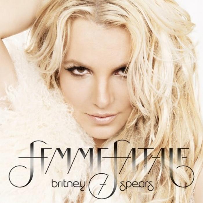 Britney Spears Femme Fatale - 7554320553 - oficjalne archiwum Allegro