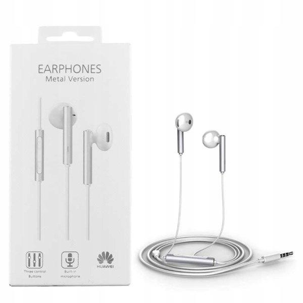 Zestaw słuchawkowy Huawei AM116 biały