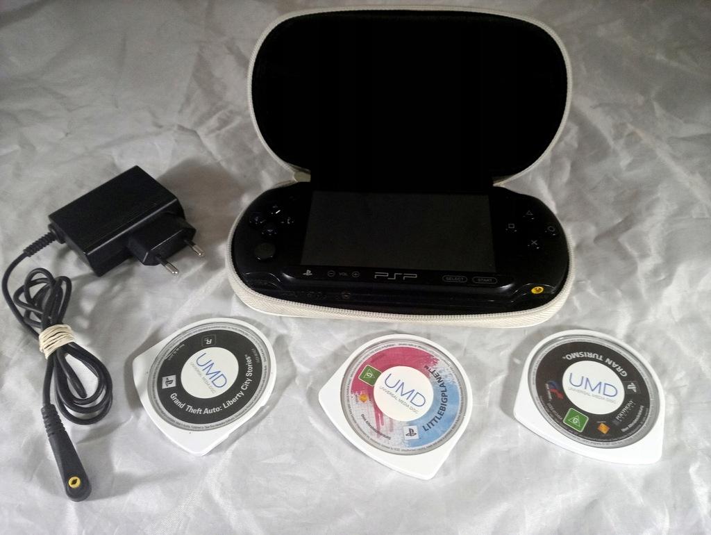 SONY PSP E-1004 GRATISY!! SKORZYSTAJ!!