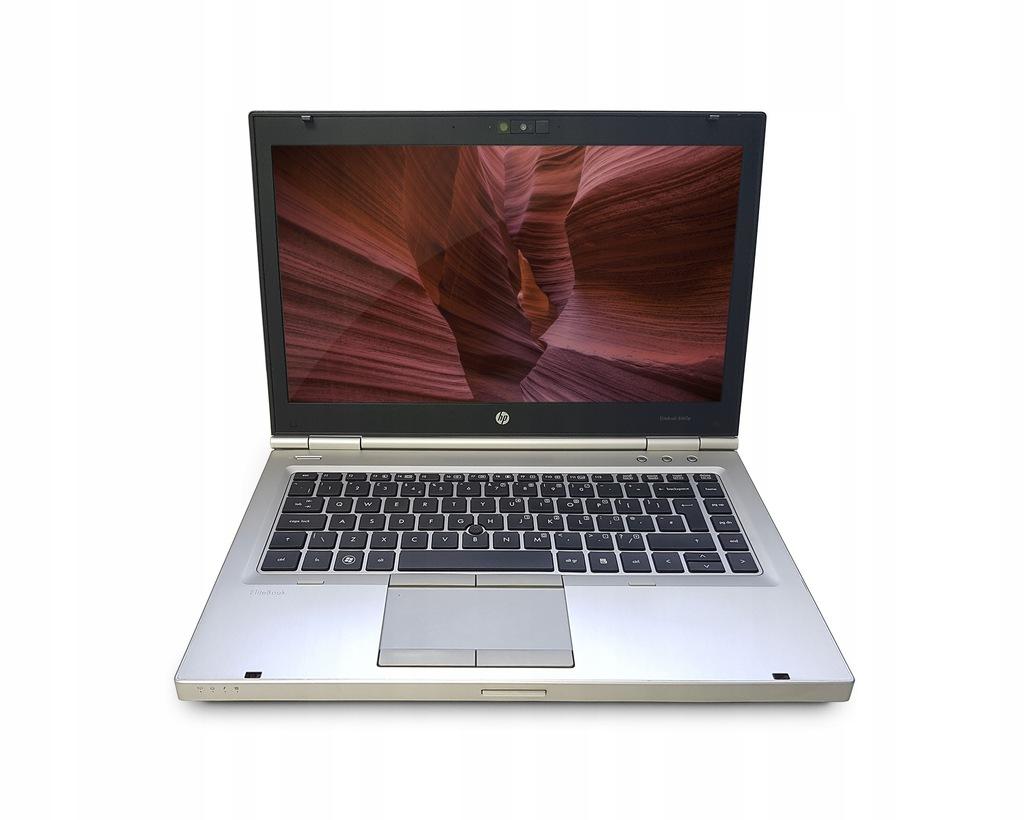 HP 2570P i5 2x2.8GHz 4GB 3G USB3 12.5'' SP54