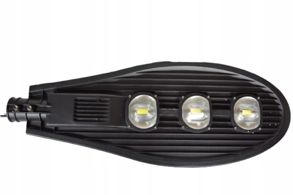 LAMPA ULICZNA GŁOWNIA LATARNIA LED 150W