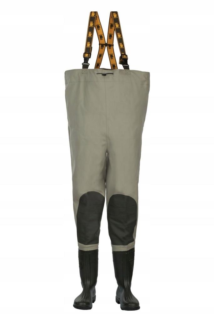 Pros Spodniobuty wędkarskie Premium SBP01 r. 44