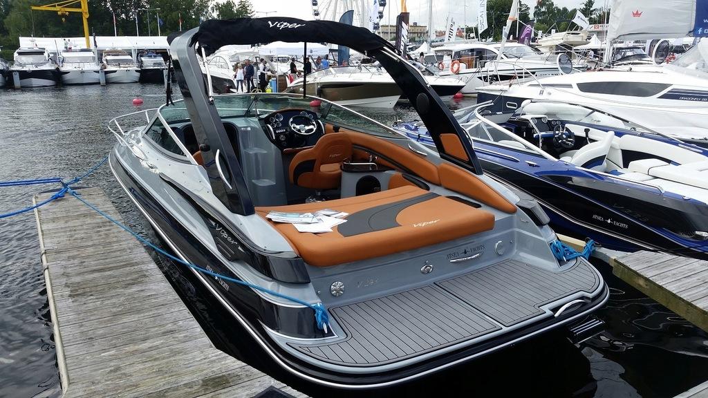 HIT Nowy Jacht motorowy - Viper 243. Rocznik 2021!
