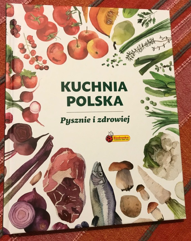 książka kucharska Kuchnia Polska nowa!
