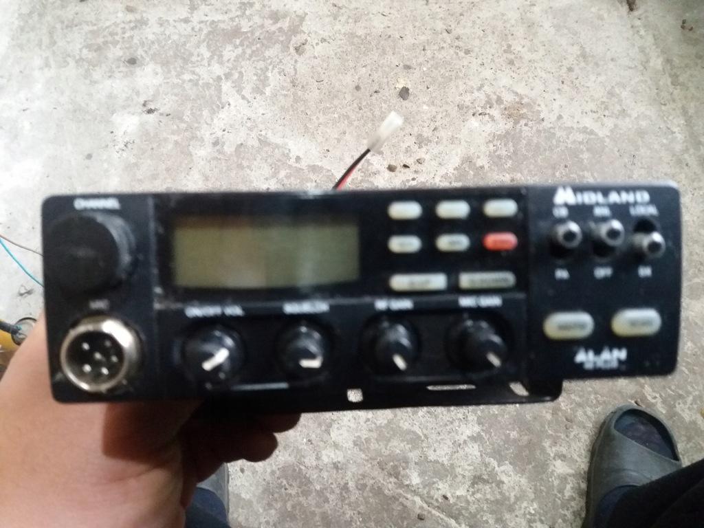 CB RADIO ALAN48 PLUS