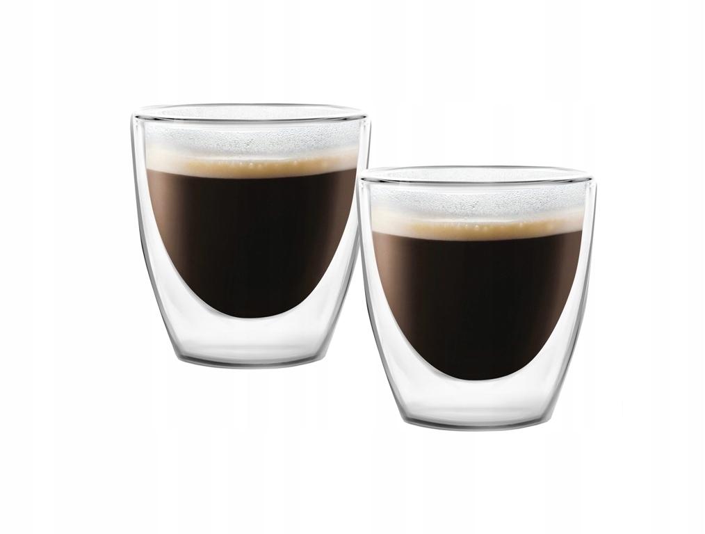 Szklanki termiczne do espresso 80ml 2szt