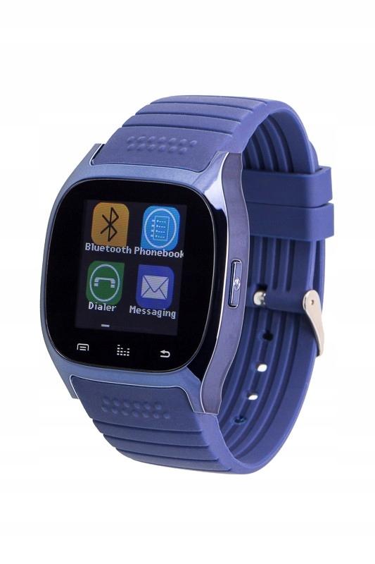 GARETT ELECTRONICS Smartwatch G10 Niebieski