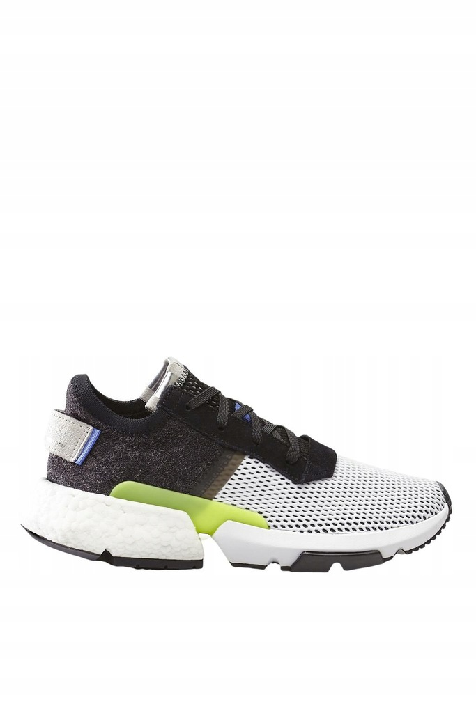 adidas POD S3 1 CORE BLACK REAL LILAC r.44