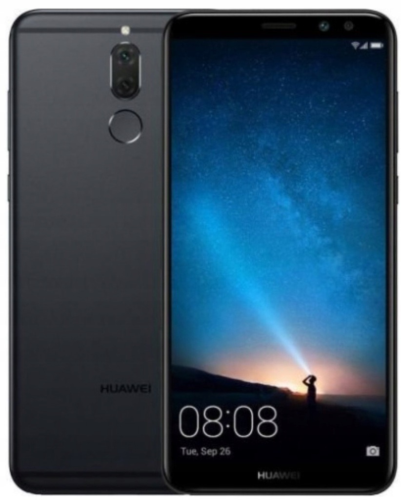 Smartfon Huawei Mate 10 Lite 4/64 GB czarny