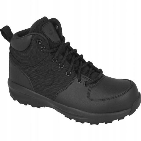 Buty Nike Sportswear Manoa GS Jr black 36
