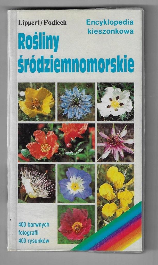 Rośliny śródziemnomorskie - Encyklopedia kieszonko