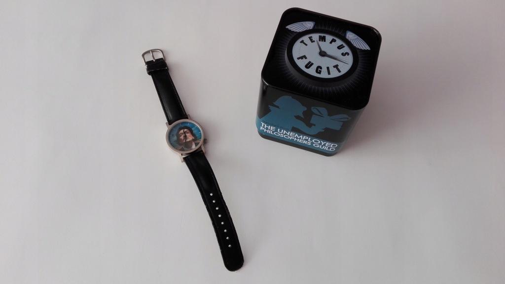 zegarek na rękę Salvador Dali unikat + pudełko 7491953724
