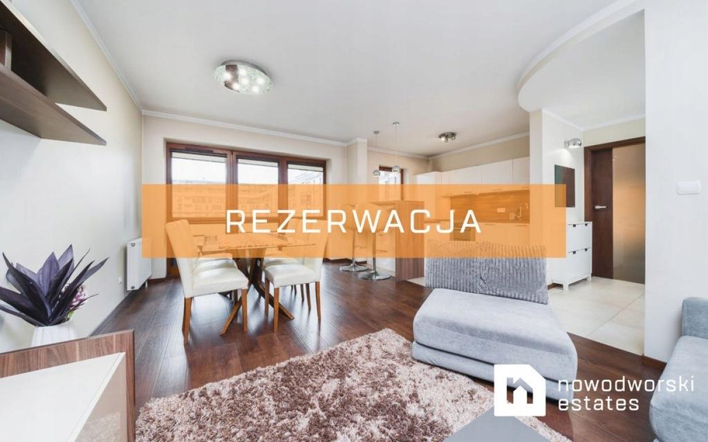 Mieszkanie, Kraków, Podgórze, Zabłocie, 57 m²
