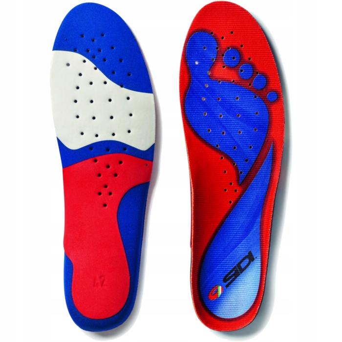 Sidi Memory Wkładki do butów kolarskich 44