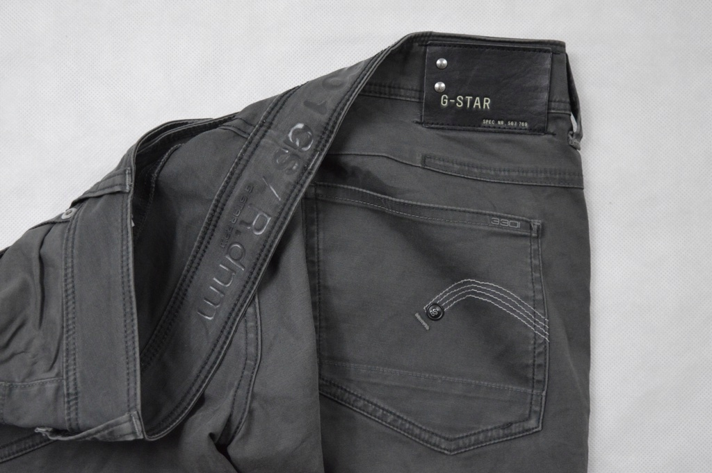 JEANSY G-STAR RAW NEW REESE STRAIGHT W30 L32