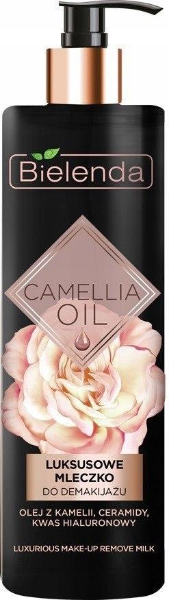 Bielenda Camellia Oil Luksusowe Mleczko do demakij