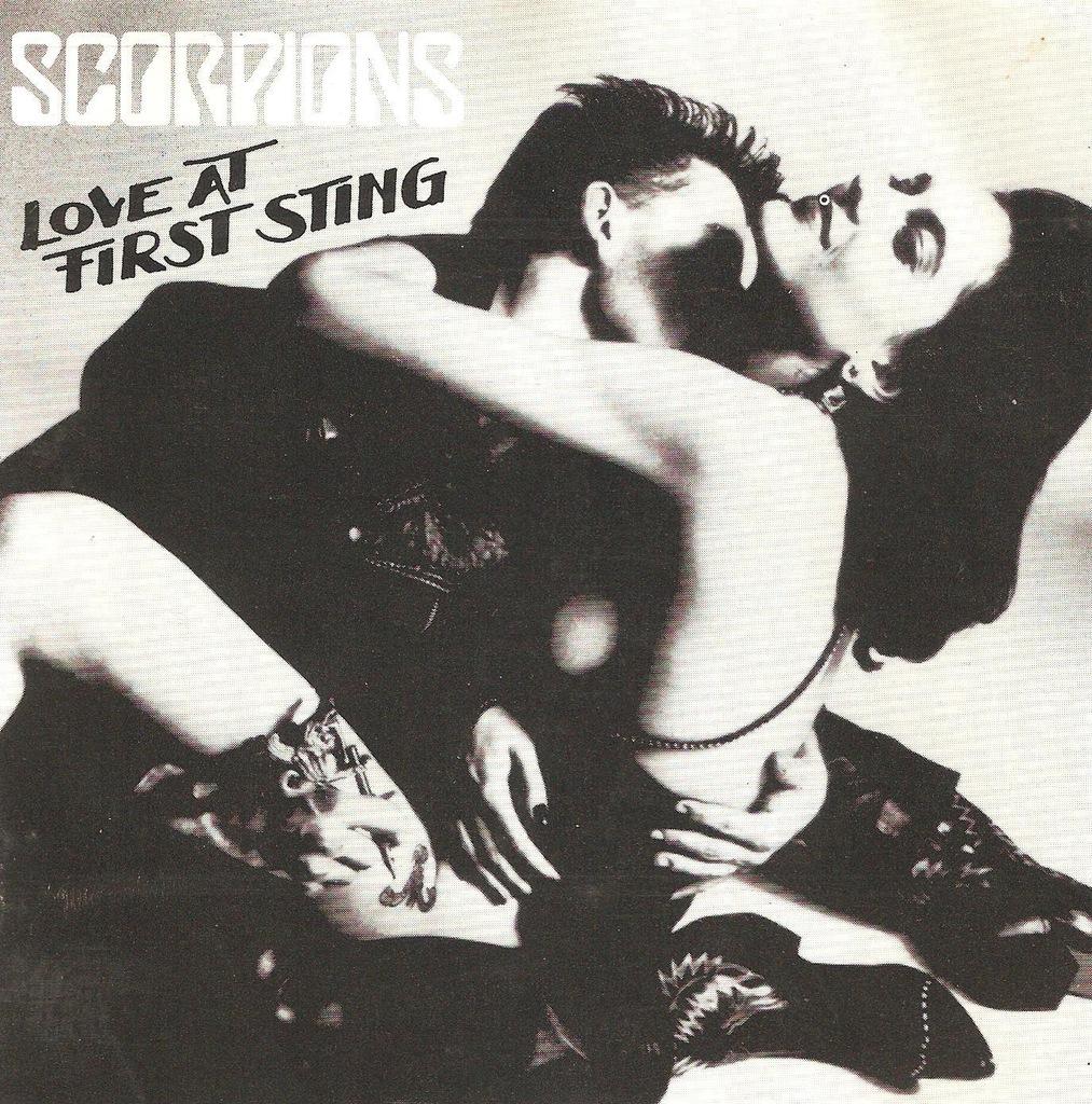 SCORPIONS: LOVE AT FIRST STING (CD W-GER) STAN DB