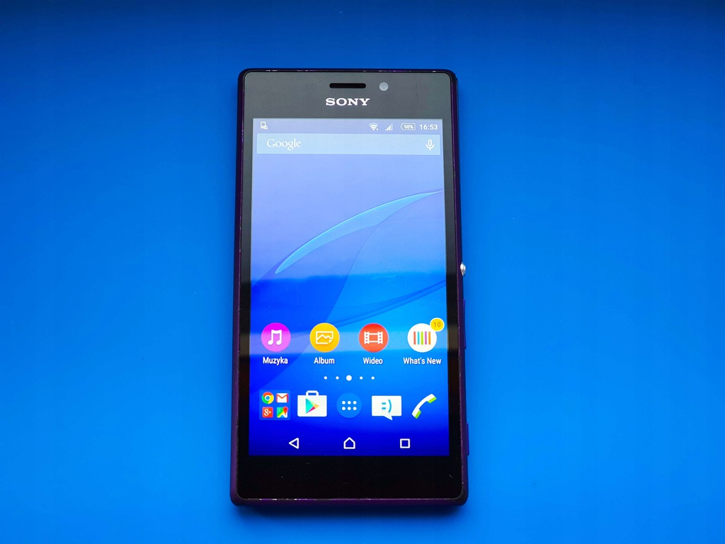 Smartfon Sony Xperia M2 D2303