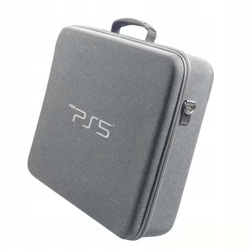 TORBA ETUI DO PS5 + PADY AKCESORIA PLAYSTATION 5