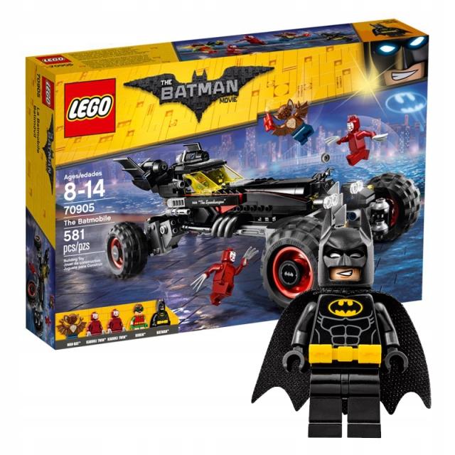 Klocki Lego Batman Movie Batmobil 70905 7684672492 Oficjalne Archiwum Allegro